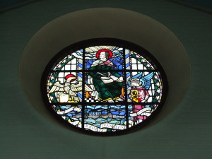 St Johns East Window